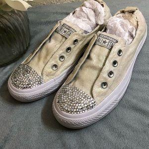 Converse All Star Low Custom Sneakers